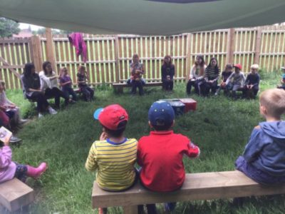 Reception – Forest School Summer 2017