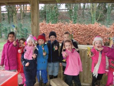 Year 1 – Week 2 at Forest School