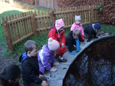 Year 1 – Week 3 at Forest School