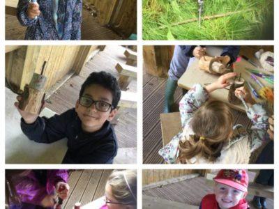 Year 2 Forest School Week 1