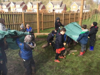 Week 5 at Forest School