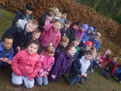 Y2 Forest School Tuesday 8th March 2016
