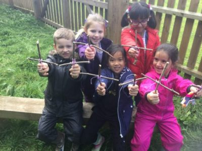 Year 2 Forest School 14th September 2017
