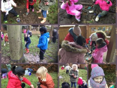 Year 1 Forest School Week 2